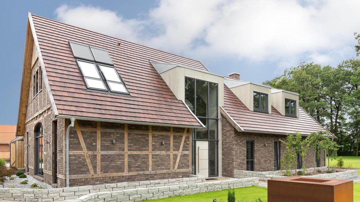 Flachziegel Stylist cottage