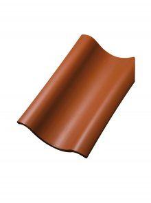 Doppelwulst für Hohlpfanne H1 - Zubehör Dachziegel